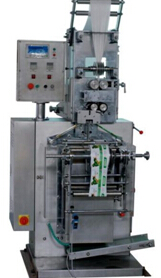 JY-D220  Full-automatic alcohol cotton packaging machine